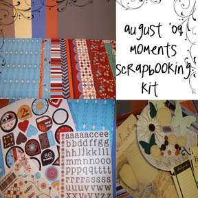 August Moments Collage