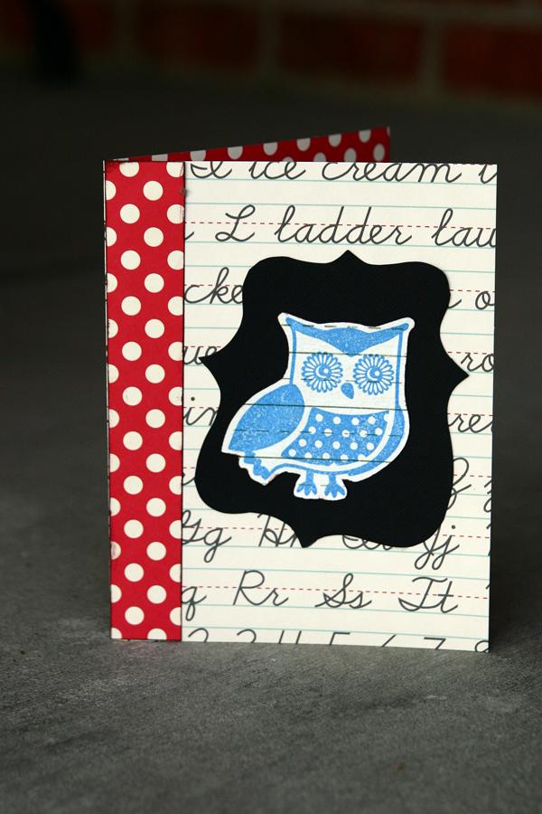 Etm sm school owl