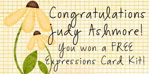 June Kit BLog Winner