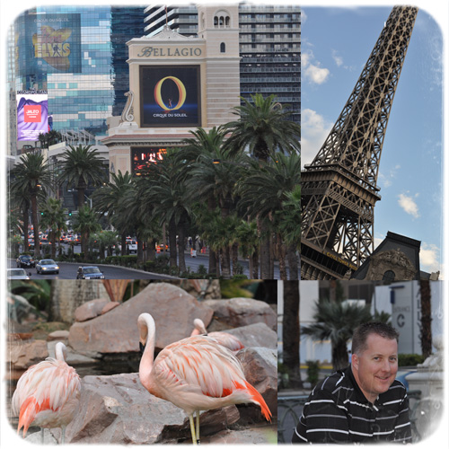 Las Vegas Collage 1
