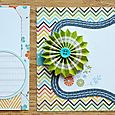 March 2012 Journal Cards 1 & 2