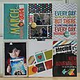 January 2014 Everyday Memories Kit