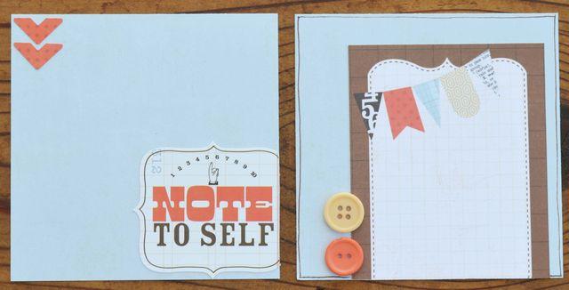 June 2012 Journal Cards 1 & 2
